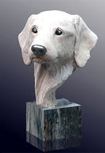 Pet Portrait Sculpture